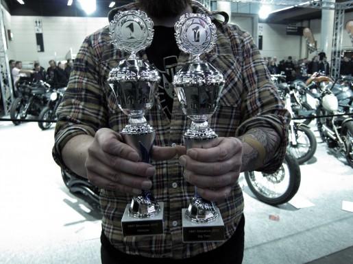 Hamburger Motorrad Tage 2012.