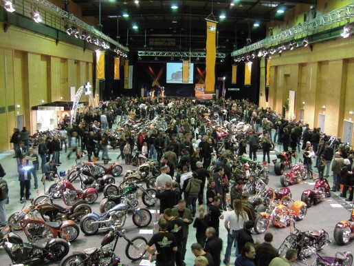 AMD European Championship of Custom Bike Building.